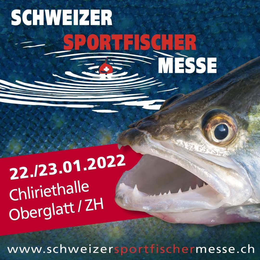 Schweizer Sportfischer Messe