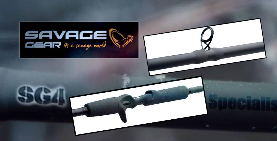Savage Gear - Welsangelsport