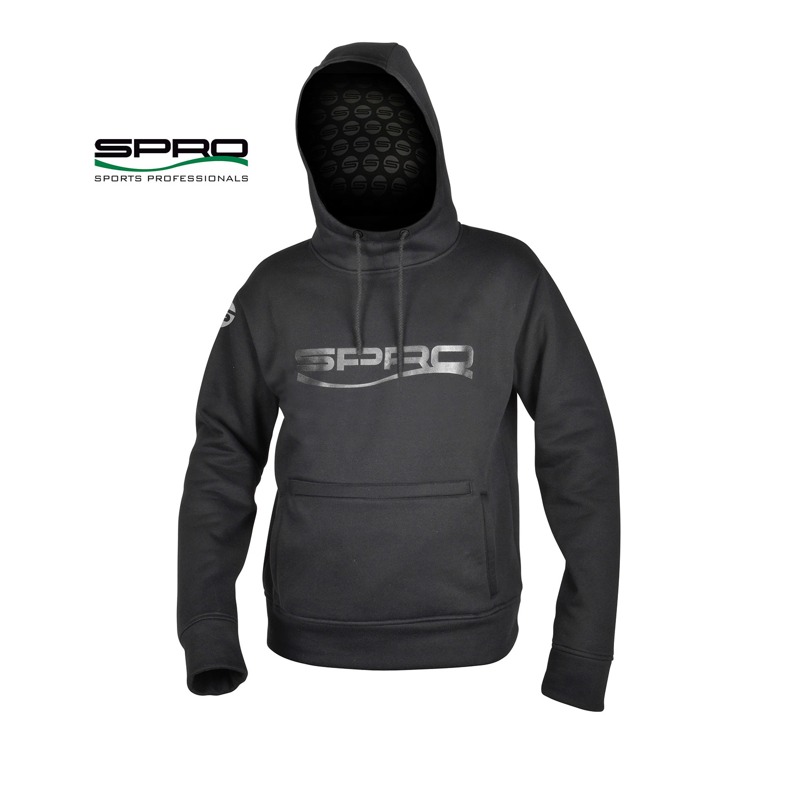 Spro Thermo hoodie black