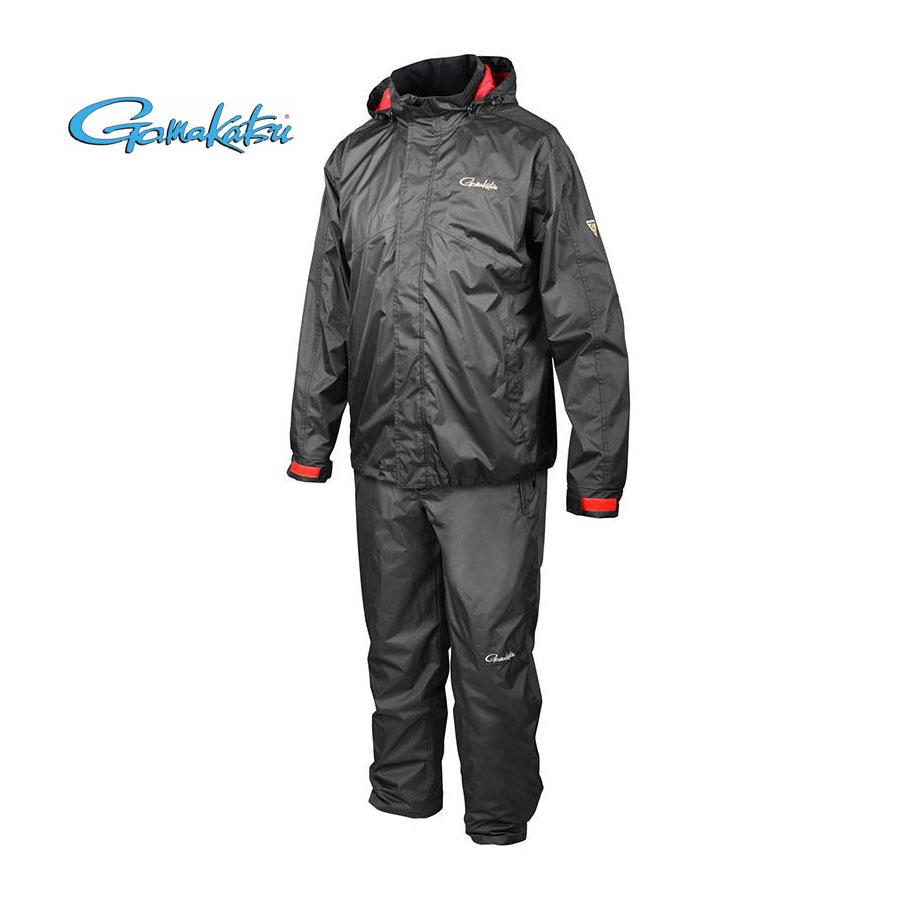 Gamakatsu Ripstop rain suit