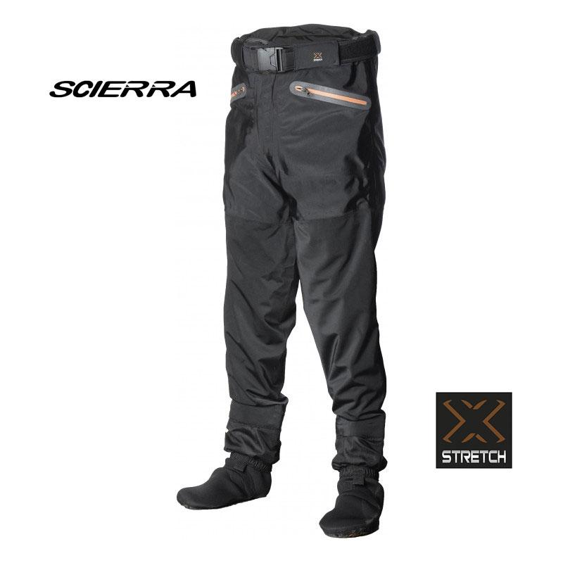 Scierra X stretch waist wader