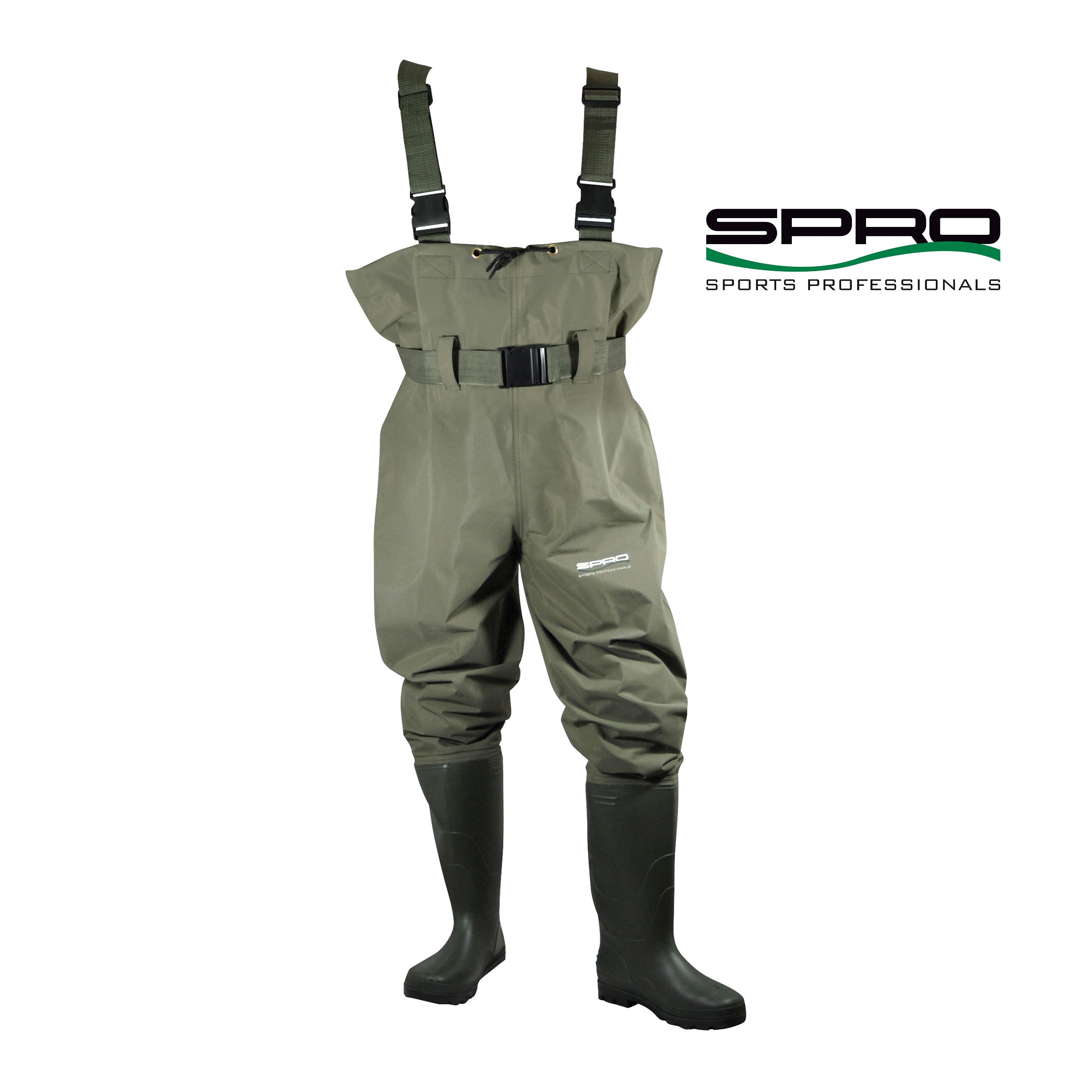 Spro PVC chest waders