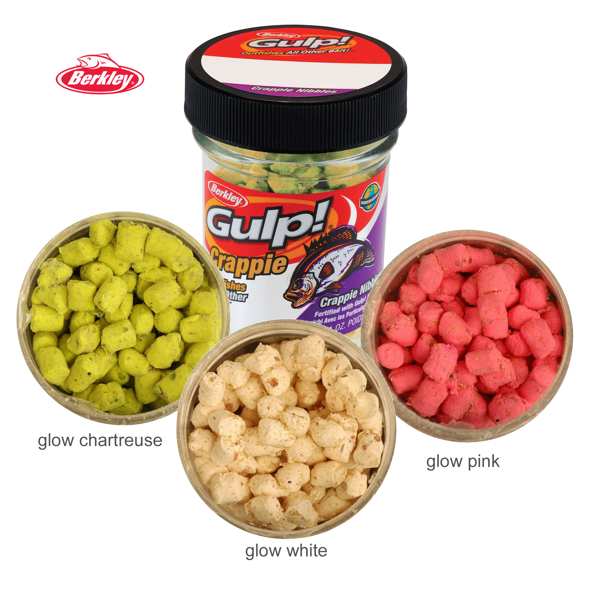 Gulp!® Crappie Nibbles