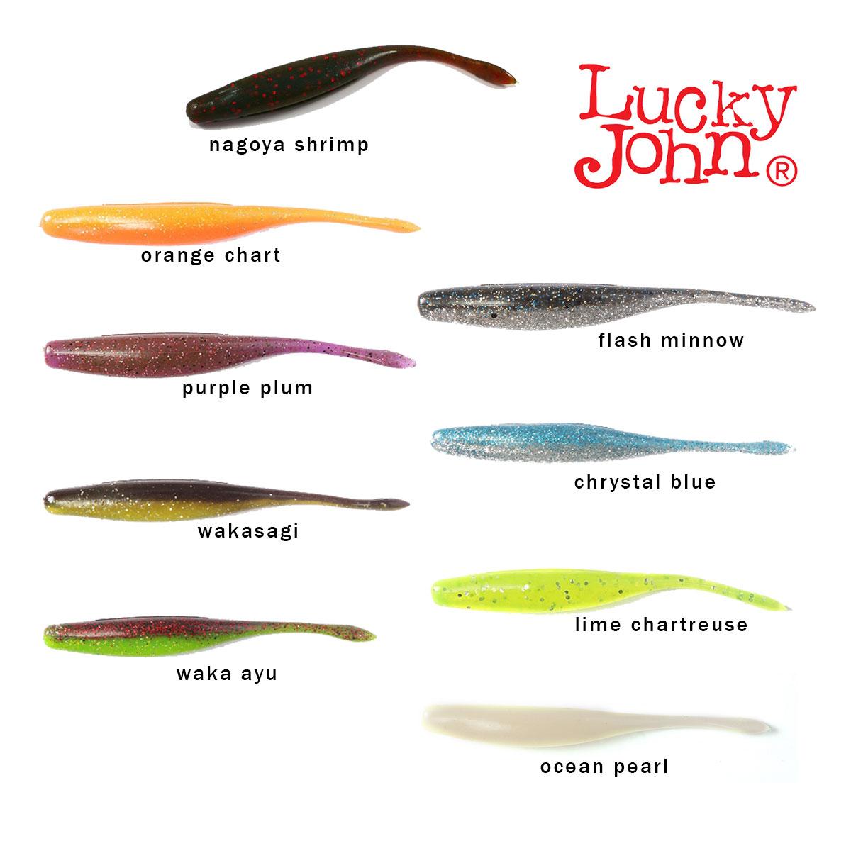 Lucky John Hama stick - 9cm