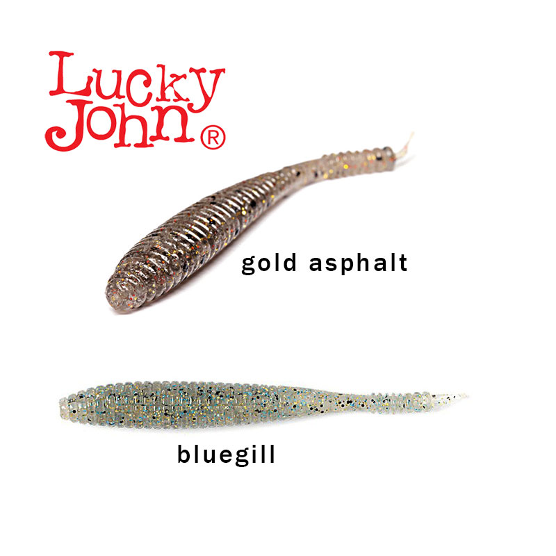 Lucky John S-shad - 9,7cm