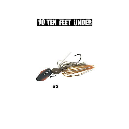10FTU Iyoken-Chatter Koaddy - 12,5gr