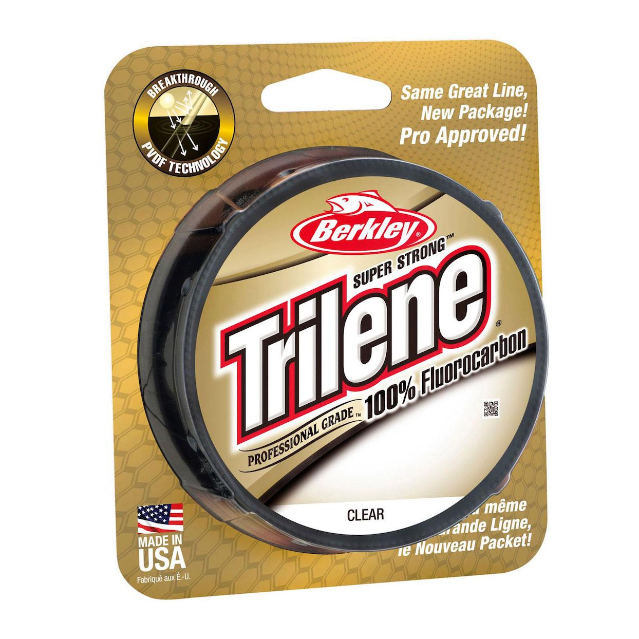 Berkley Trilene 100% fluorocarbon clear - 150m