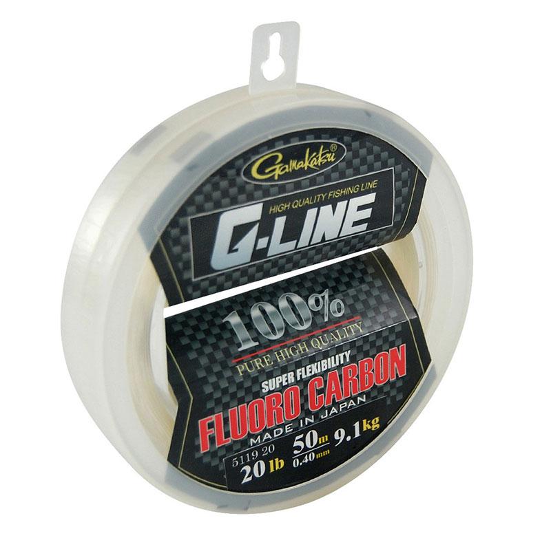 Gamakatsu G-Line Fluorocarbon - 50m