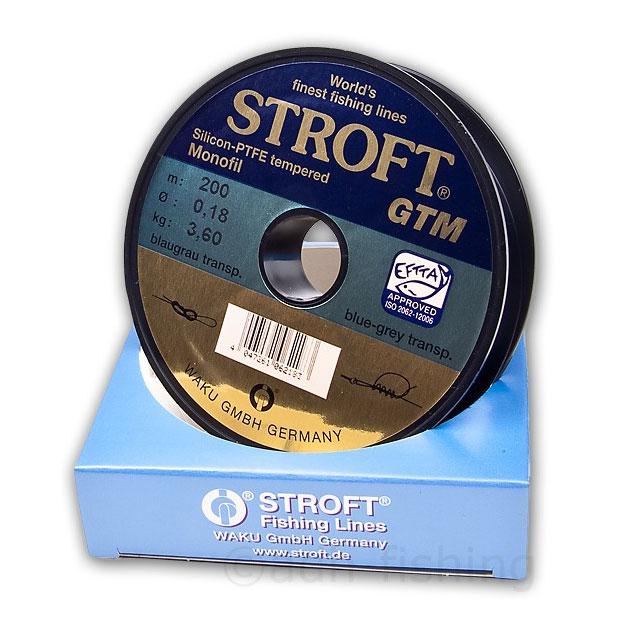 Stroft GTM, blaugrau transparent - 200m