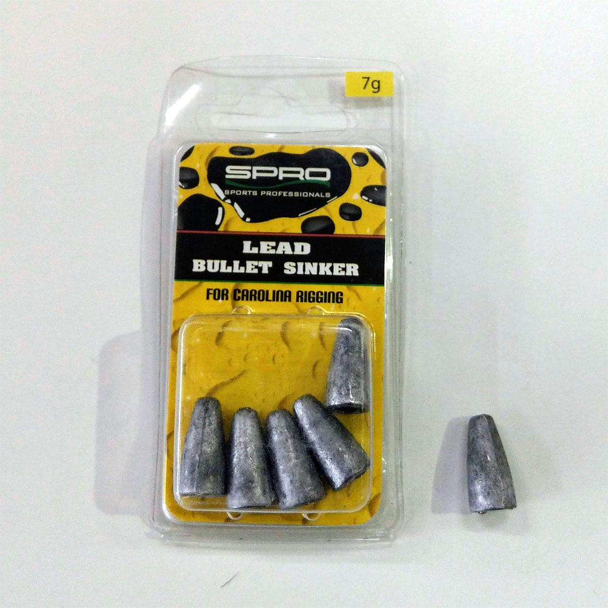 Lead Bullet sinker