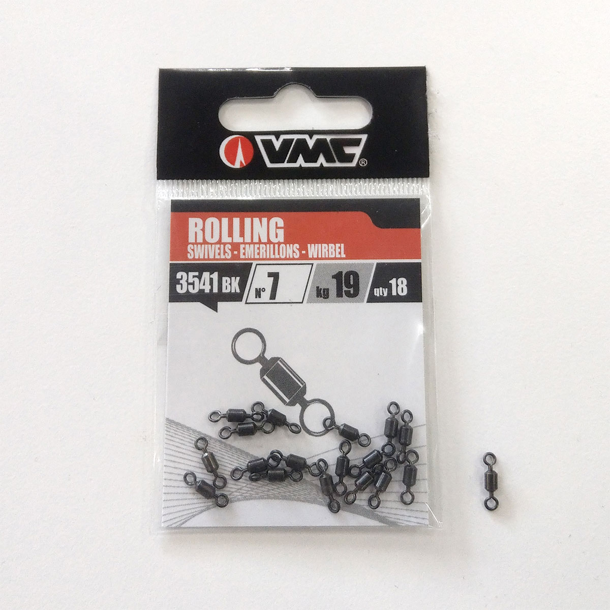 VMC rolling swivel